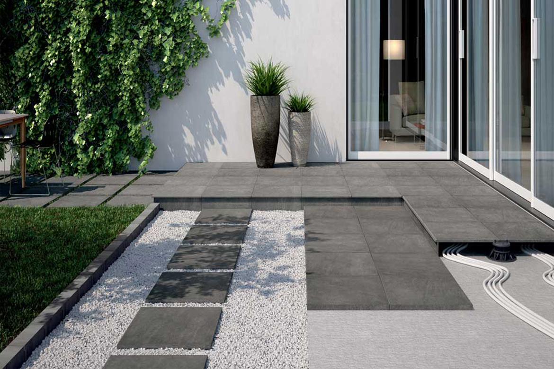 Piastrelle per esterni che materiale scegliere edil sider - Materiale per piastrelle ...